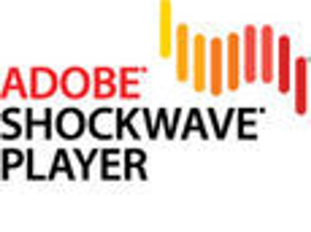 Viktig oppdatering til Shockwave Player