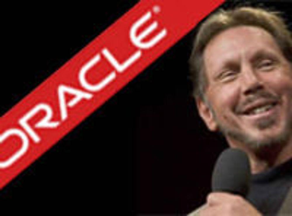 Første salgssvikt for Oracle siden 2002