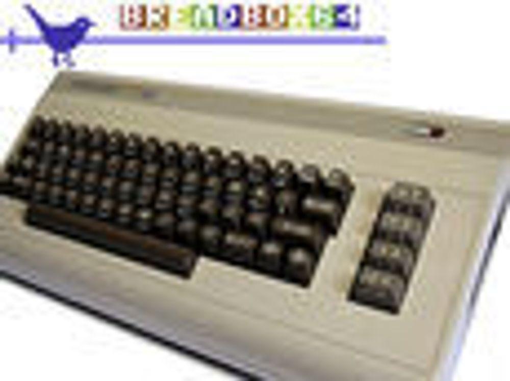 Nå kan du twitre med Commodore 64
