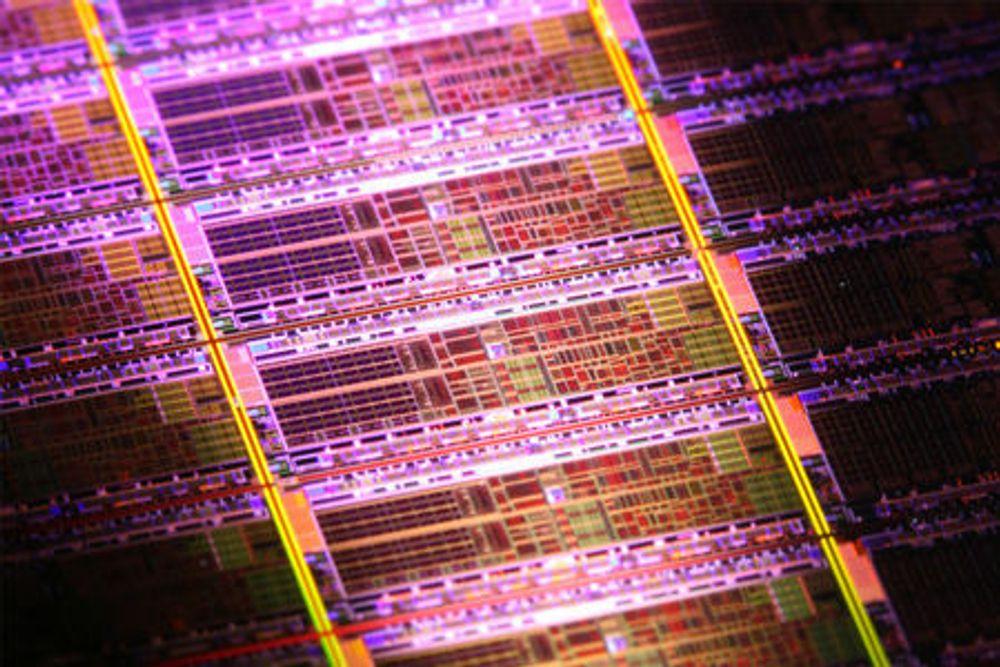 Intel lanserte knøttliten Atom-prosessor