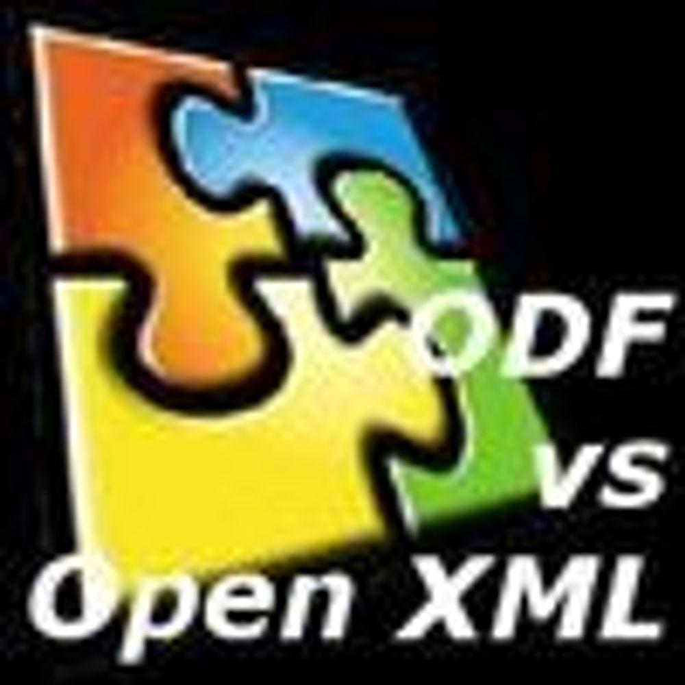 Hårfin seier til OOXML