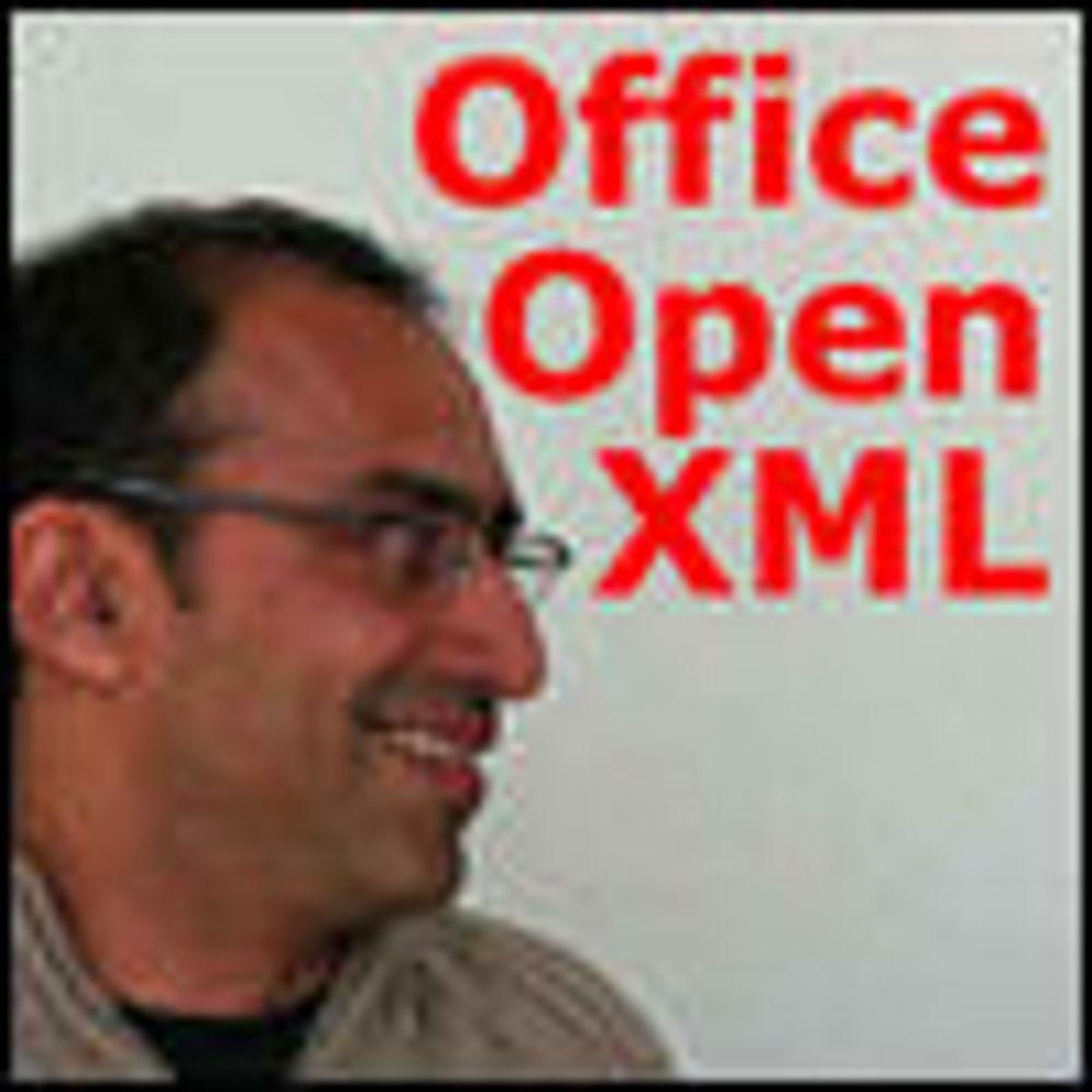 KOMMENTAR: Shahzad Rana svarer på OOXML-kritikken