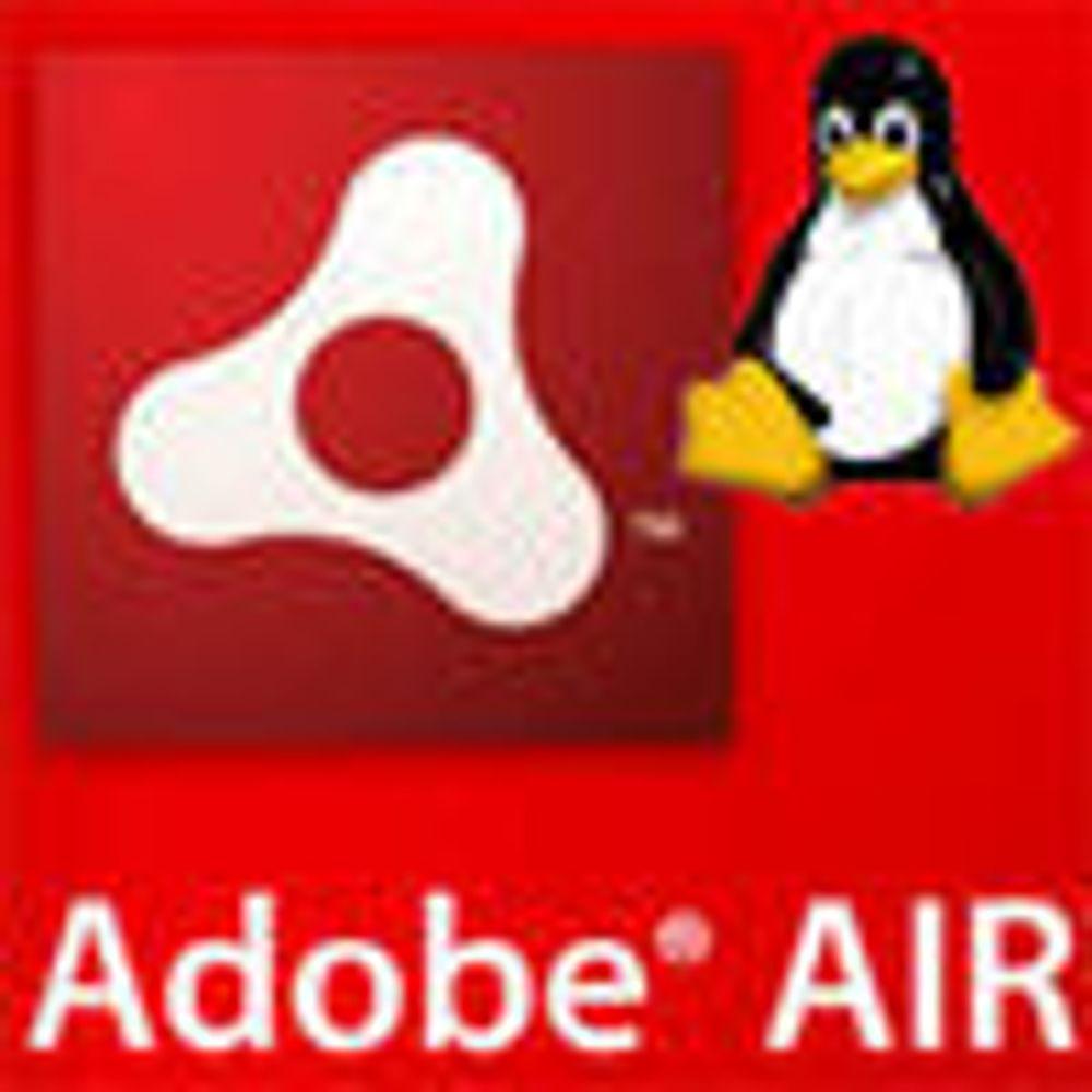 Tyngre Adobe-satsing på Linux og web 2.0