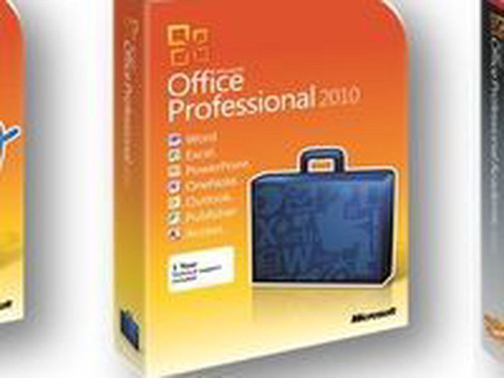 Microsoft fullfører Office 2010