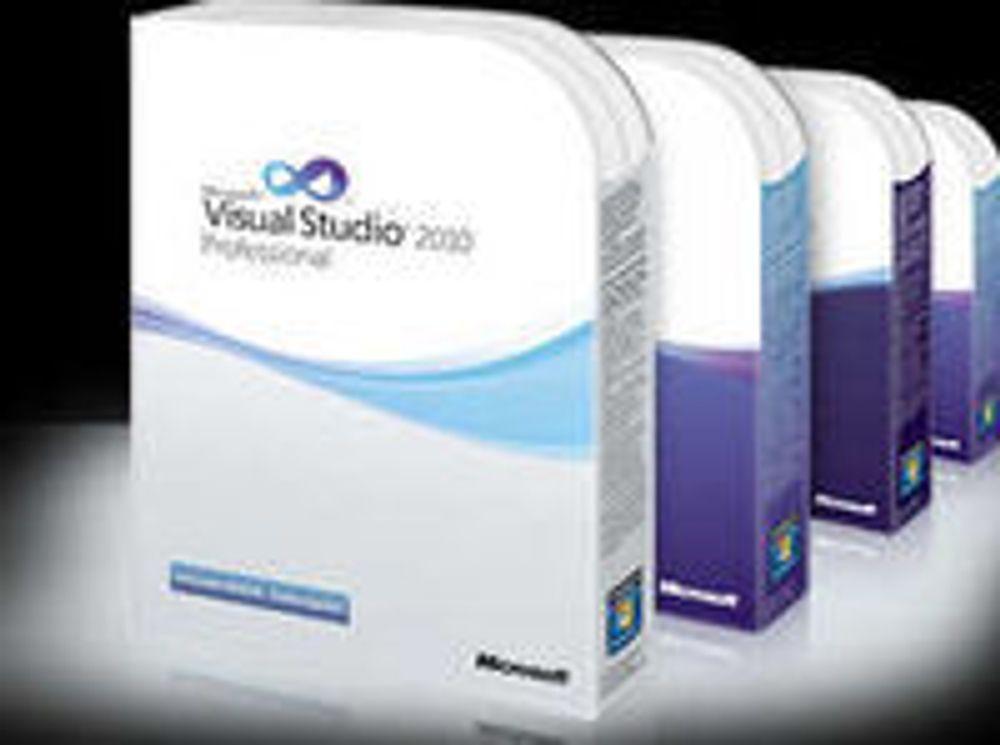 Mange nyheter i Visual Studio 2010
