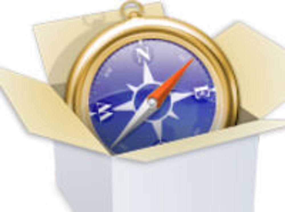 Apple avduket ny nettlesermotor