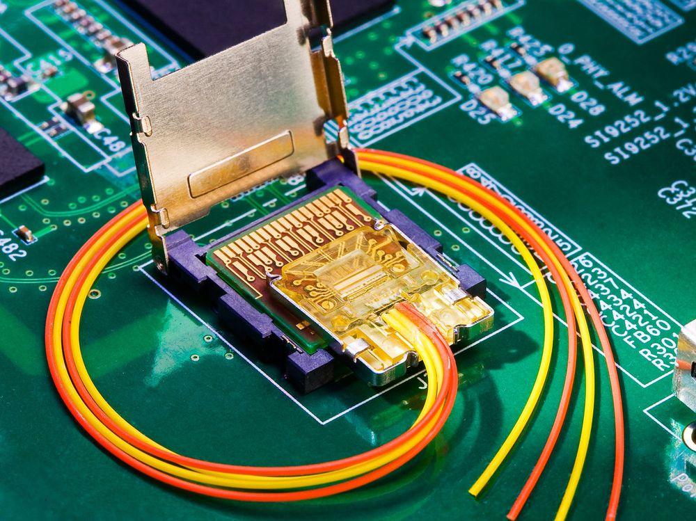 Erstatt kabelsurret med fiberoptikk