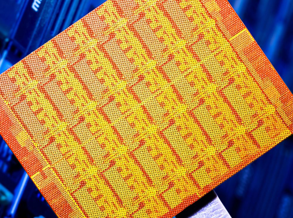 Intels 48-kjernede Single-chip Cloud Computer
