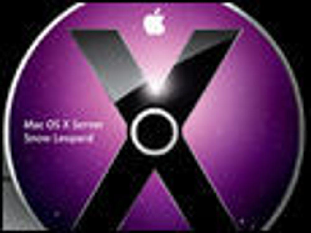 Apple viste fram ny versjon av Mac OS X