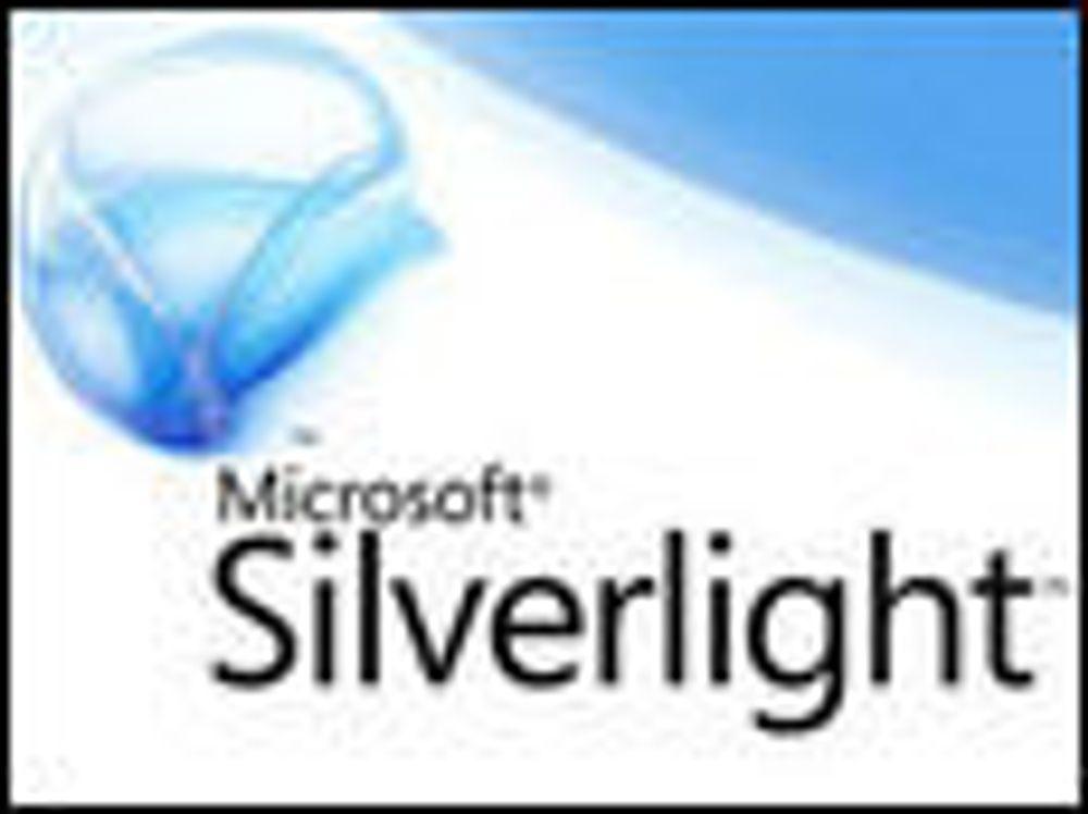 Microsoft med ny Silverlight-beta