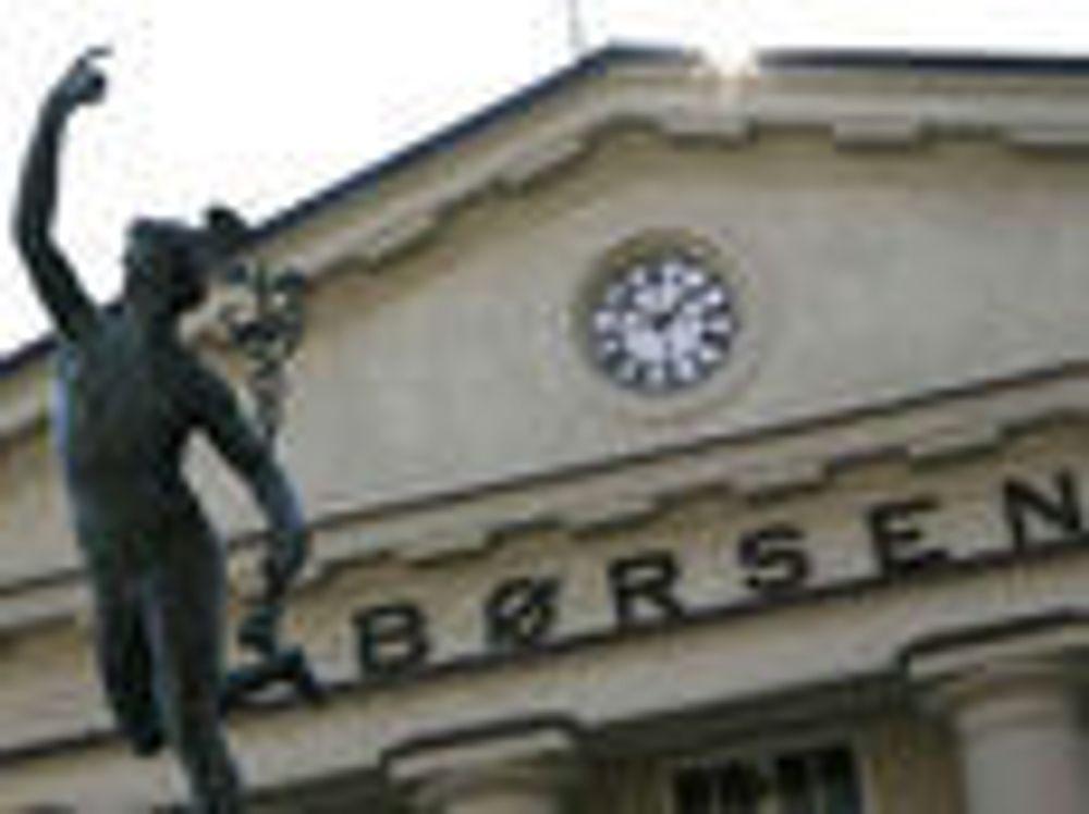 Kredittilsynet skal granske Oslo Børs
