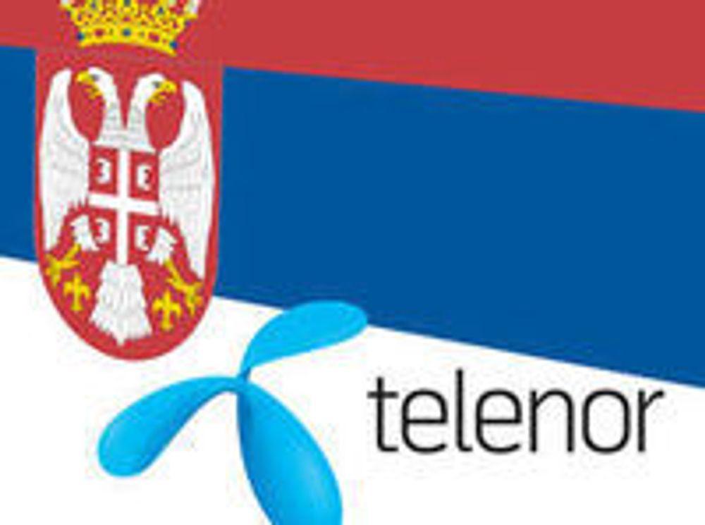 Telenor vil bygge bredbånd i Serbia