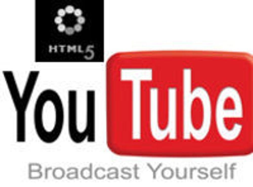 Betatester HTML5-utgave av YouTube