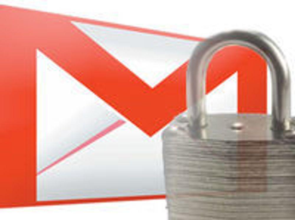 Gmail blir sikrere