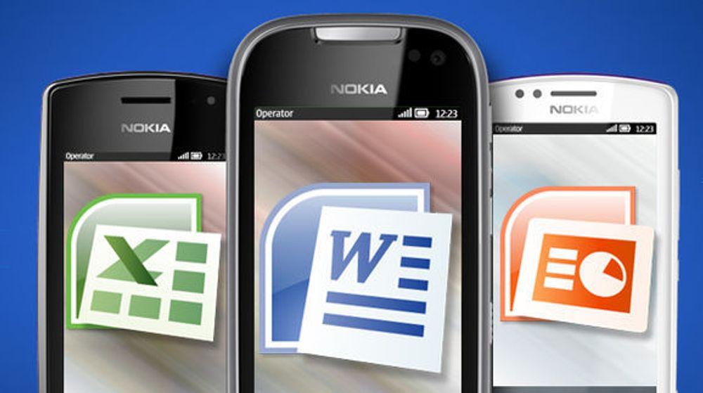 Office til Symbian