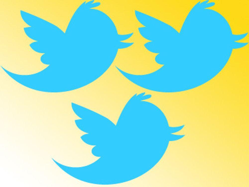 100 millioner bruker Twitter