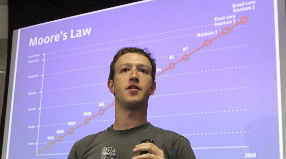 Mark Zuckerberg og Facebook har opplevd ekstrem vekst både i brukere og inntekter. Til neste år skal selskapet muligens på børs.
