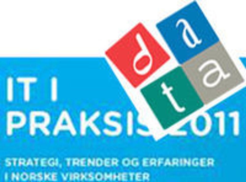 Norske IT-budsjetter stiger