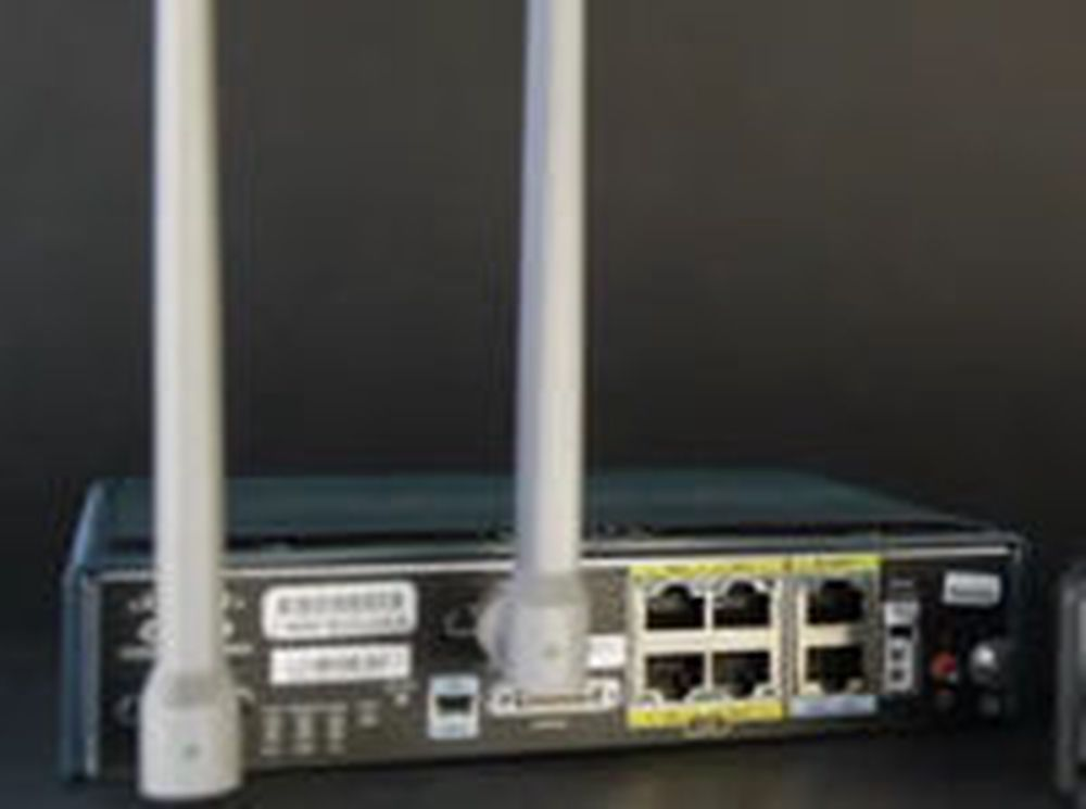 Cisco 819 ISR M2M kommer i to utgaver, hvorav den ene er herdet for drift i spesielt utfordrende miljøer.