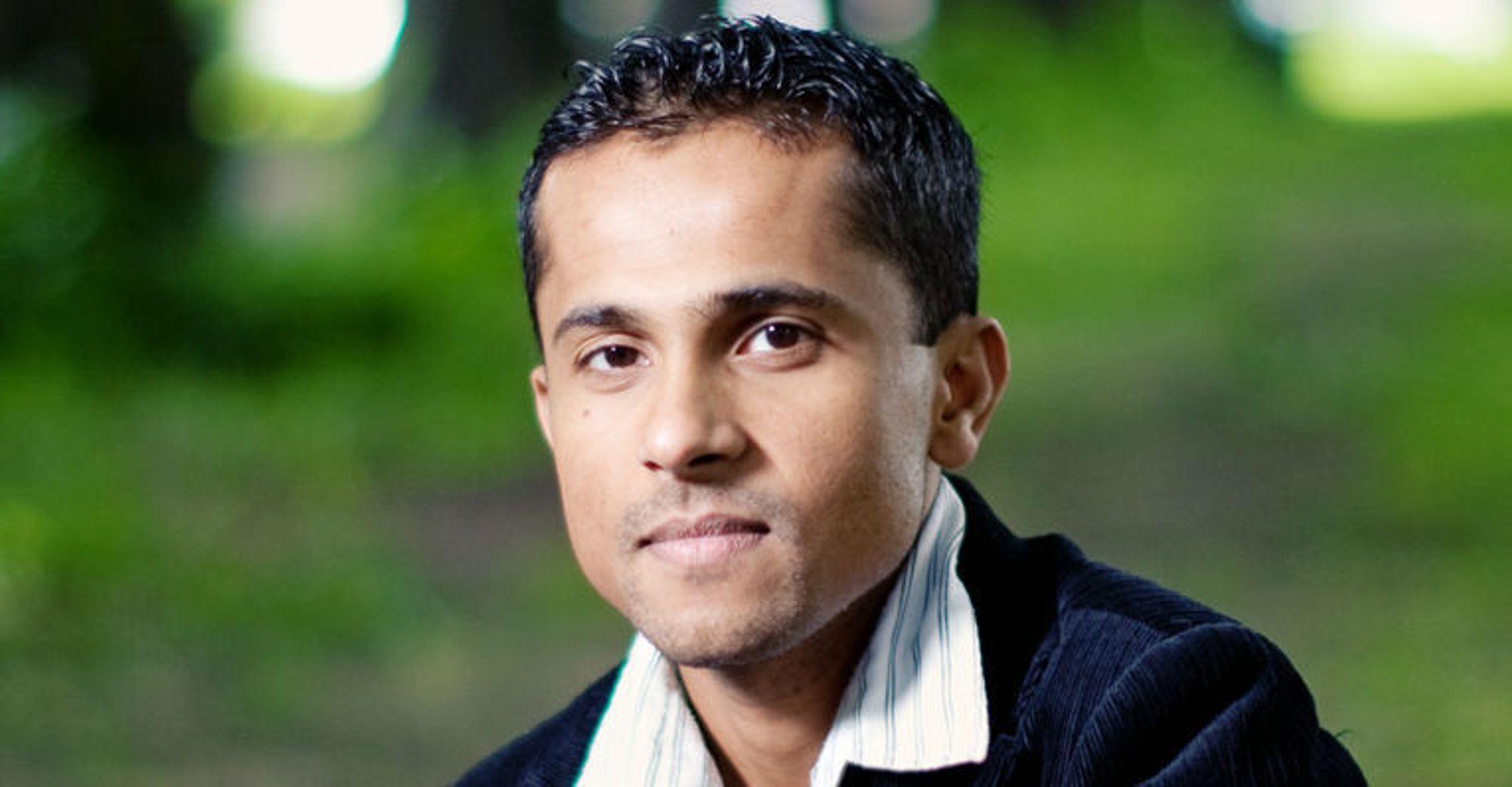 Redaktør Majoran Vivekananthan i Utrop.