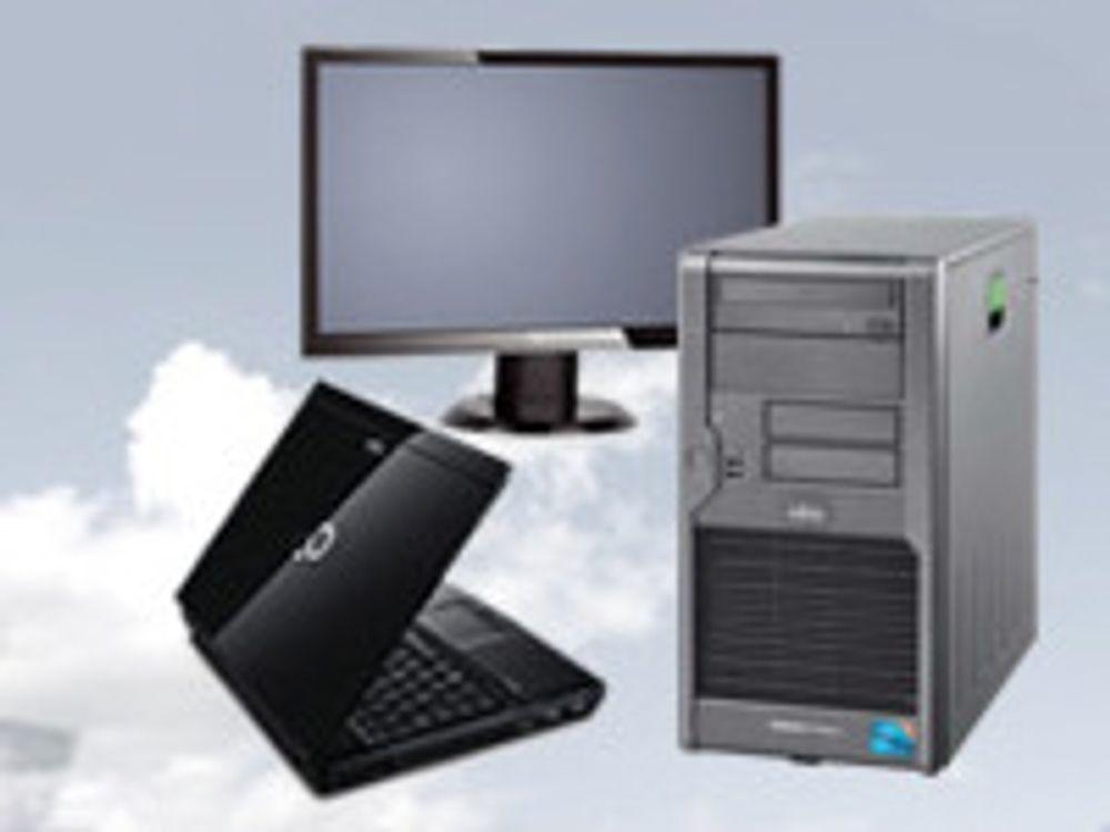 Fujitsu ser sjansen når HP slutter med pc