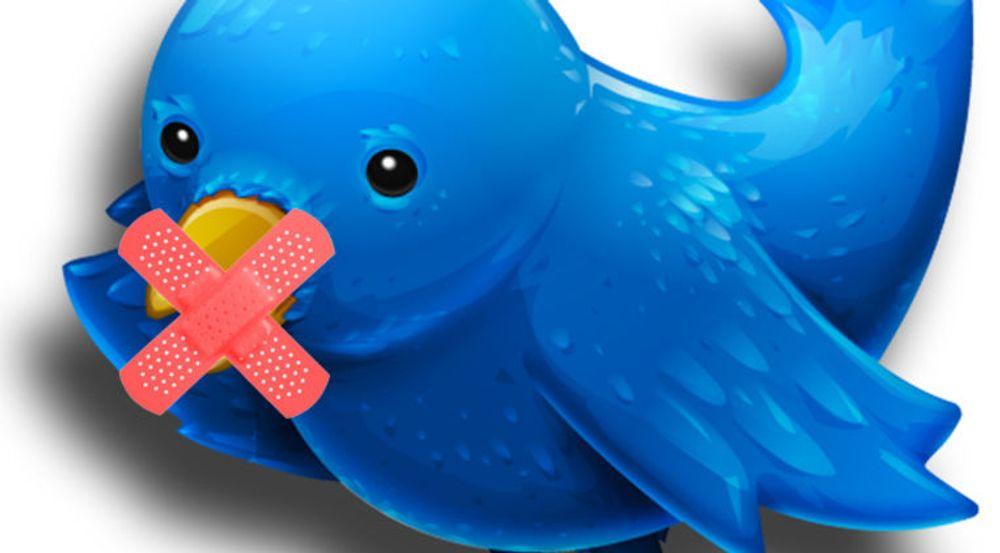 - Twitter godtar India-sensur