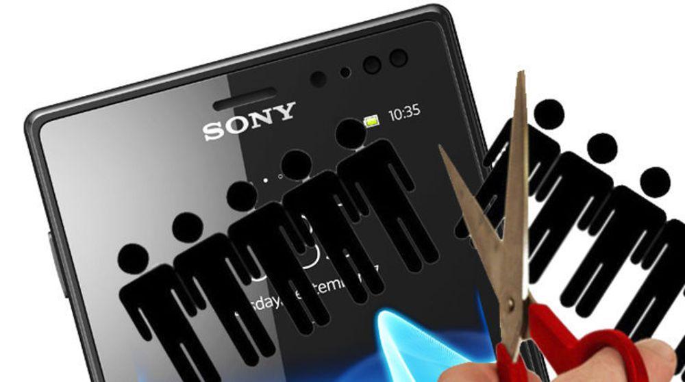 Sony Mobile reduserer virksomheten i Sverige, etter at Ericsson solgte seg ut.