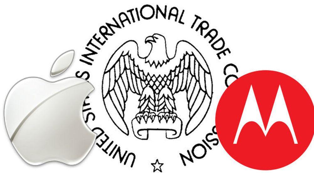 Motorola Mobility har innklaget Apple for US ITC på grunn av påståtte patentkrenkelser.