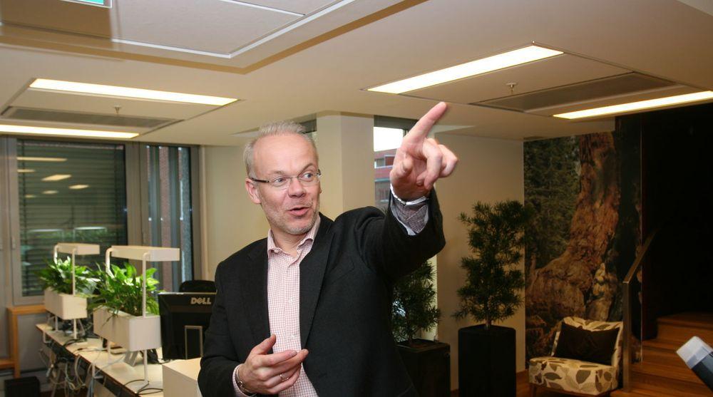Google Analytics overholder norsk og europeisk personvernlovgivning, ifølge Googles norgessjef Jan Grønbech.