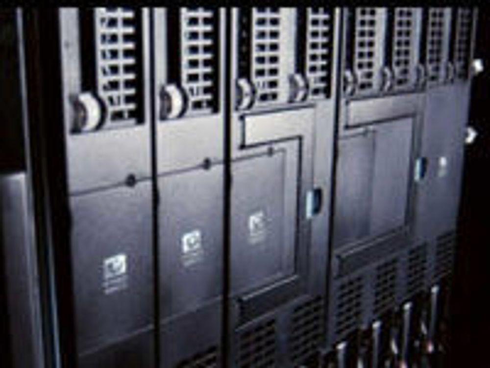 Klar vekst i Norges servermarked