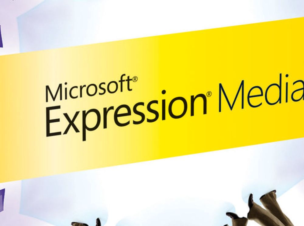 Microsoft selger unna Expression-produkt