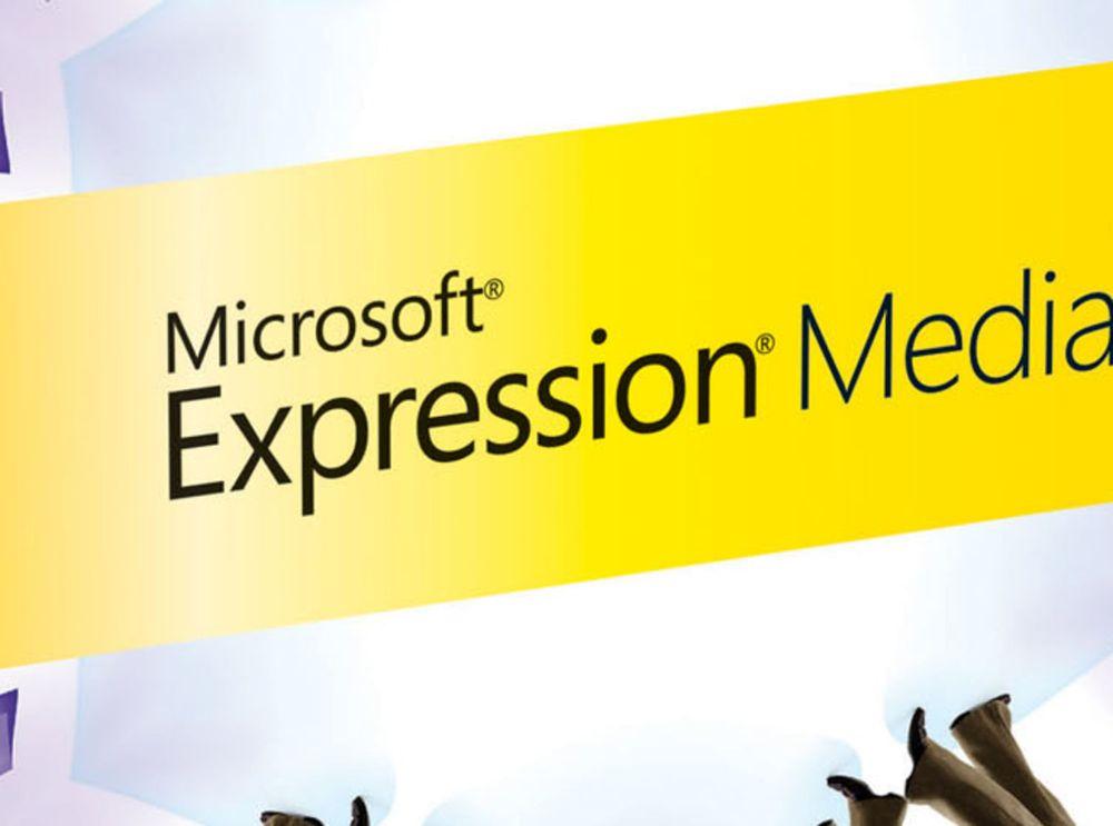 Microsoft selger unna Expression-produkt