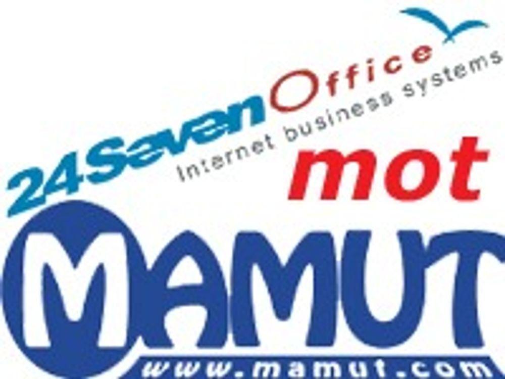 24SevenOffice må punge ut til Mamut