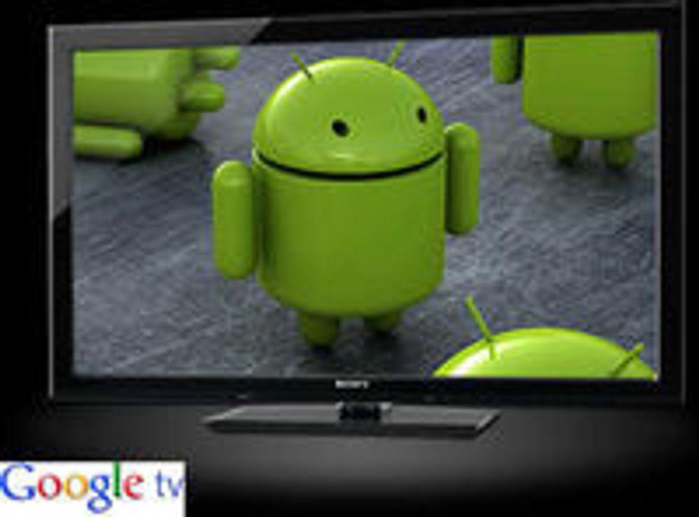 Slik blir Google TV