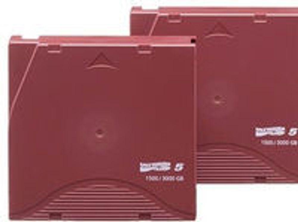 Lagre 50 terabyte på en båndkassett