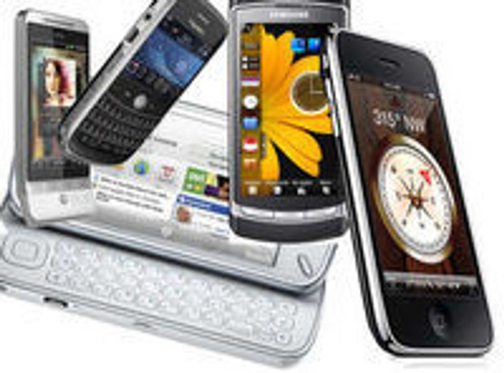 800 prosent Android-vekst på et år