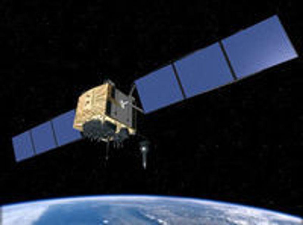 Klar med ny generasjon GPS-satellitter