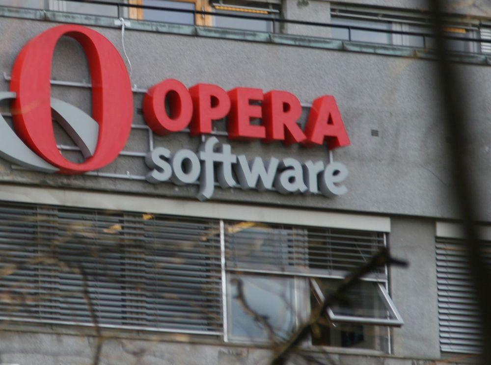 Enormt underskudd i Opera Software