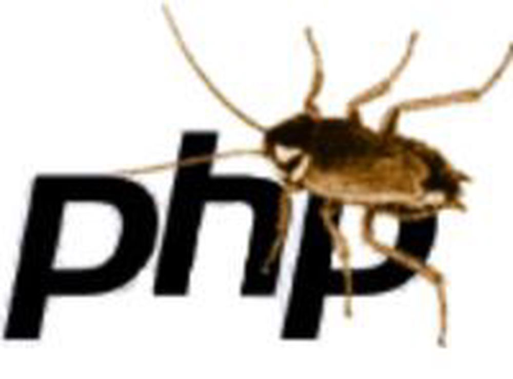 Avslører en mengde PHP-sårbarheter