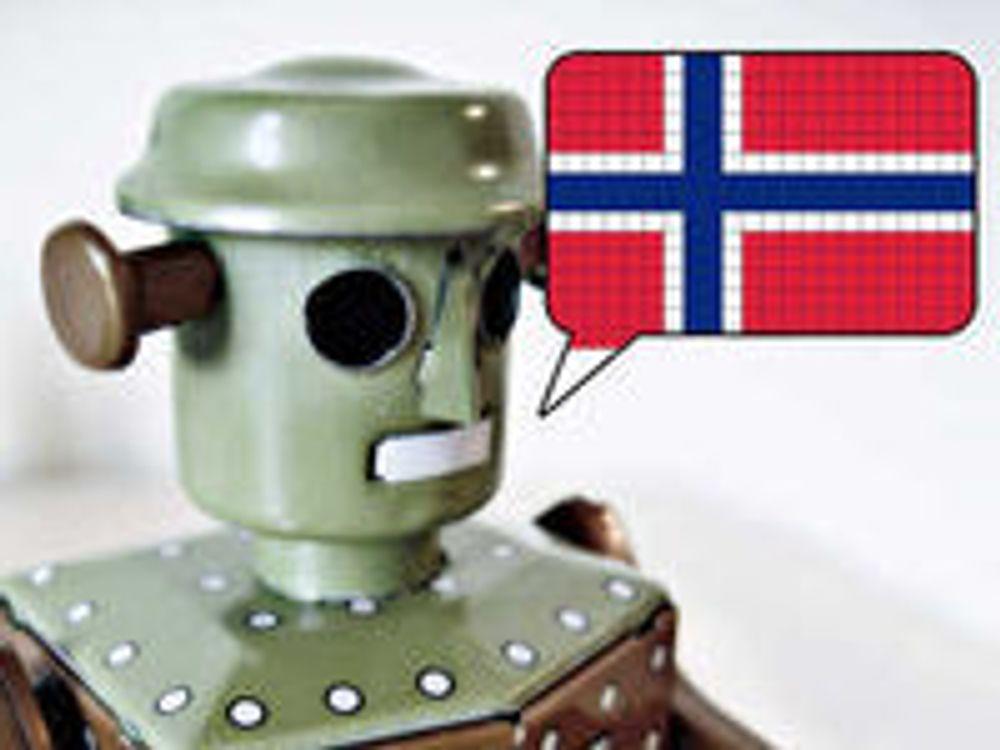 Nå snakker Google norsk