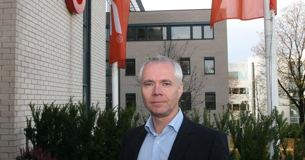 Birger Røed er Oracle Norges nye maskinvaresjef, deres første noensinne.