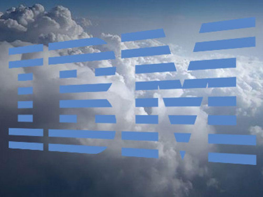 Original strategi bærer frukt i IBM