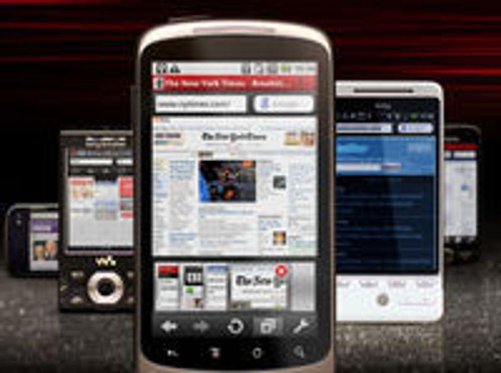 Opera med på telekjempenes «app store»