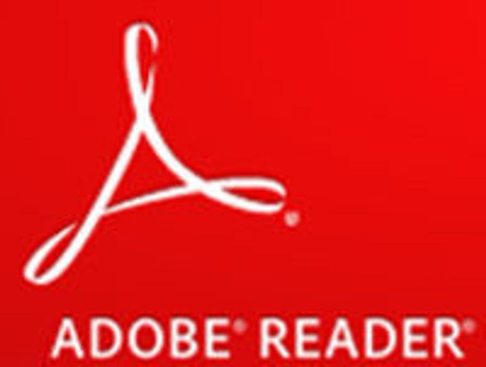 Adobe lover mye sikrere PDF-leser