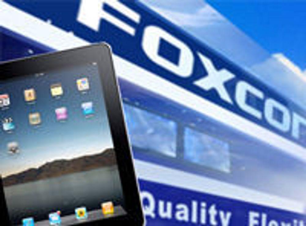 Slaveforhold på iPad-fabrikken