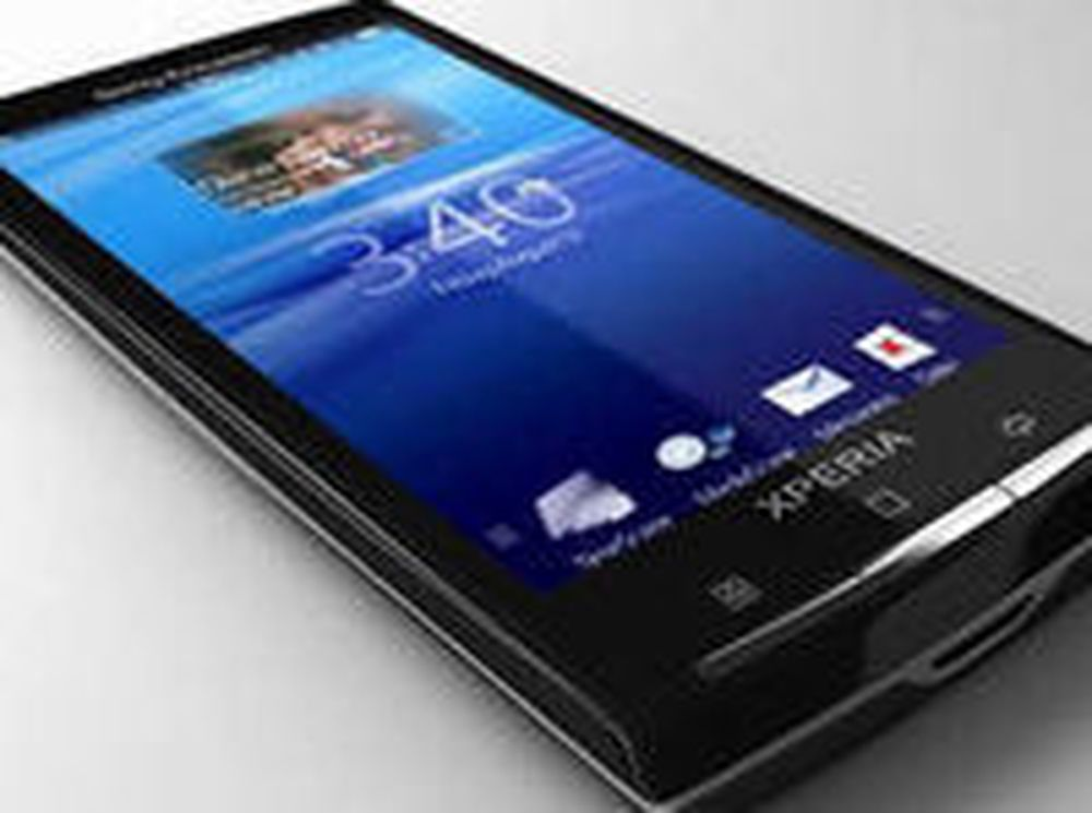Færre vil ha Sony Ericsson-mobil