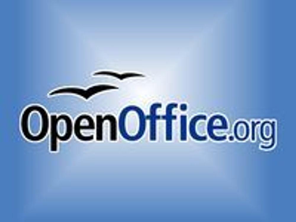 Lover fortsatt støtte til OpenOffice.org