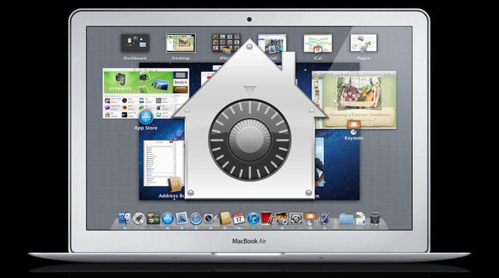 Den nyeste oppdateringen til Lion-utgaven av Mac OS X avslører ubehagelig mye.