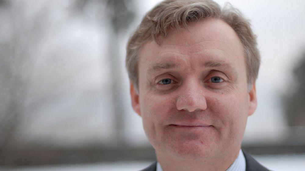 Tietos norgessjef, Kolbjørn Haarr, har fått tildelt prestisjeprosjekt innen oljevernberedskap fra oljegigantene Statoil og Total.