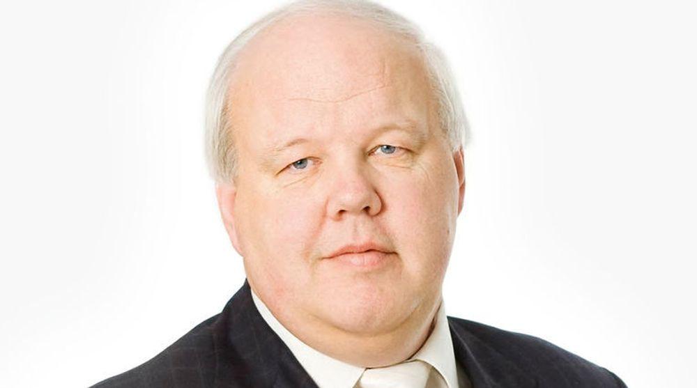 Konserndirektør Thorolf Thorstensen har jobbet 42 år i Evry. Nå trapper han ned, og selskapet speider etter ny leder for IT Operations.